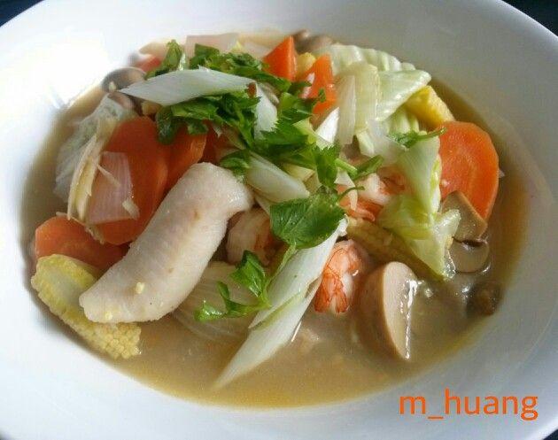 #capcay #stirfriedvegies_chinesefood
