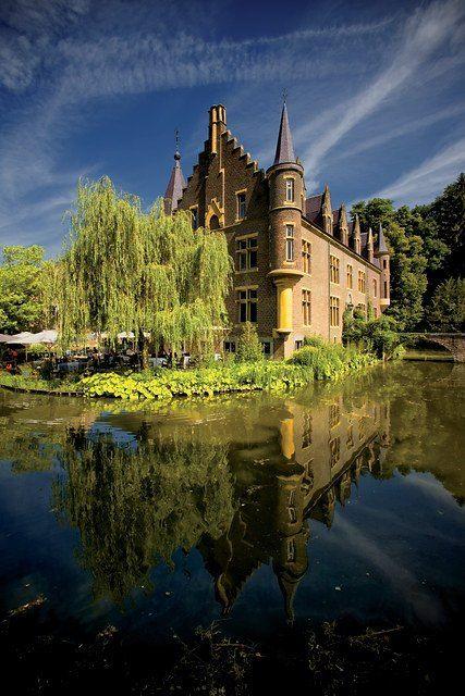 Kasteel TerWorm, Heerlen (Limburg), The Netherlands