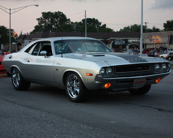 1970 Dodge Challenger RT Maintenance/restoration of old/vintage vehicles: the material for new cogs/casters/gears/pads could be cast polyamide which I (Cast polyamide) can produce. My contact: tatjana.alic@windowslive.com
