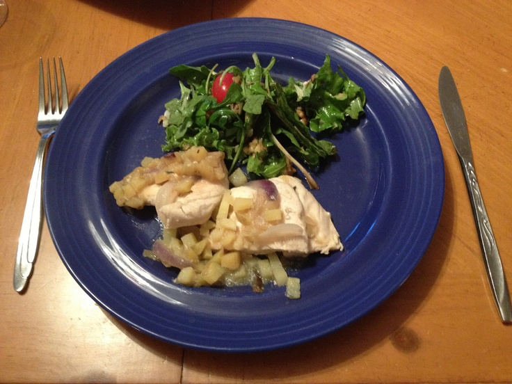 Cooking Chat: Bold and Smooth, We Enjoyed Our Chile Olive Oil