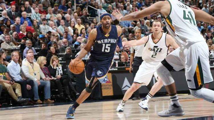 Memphis Grizzlies Vince Carter rising at age 39 - NBA- ESPN