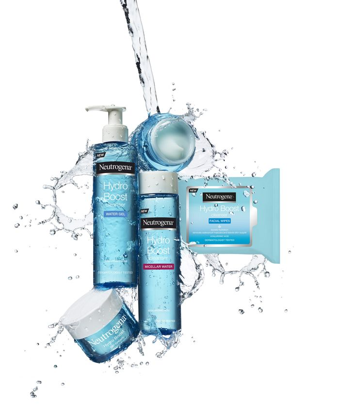 Put the bounce back in your skin with Neutrogena® Hydro Boost