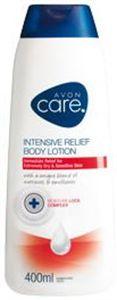 Avon Care Intensive Relief Intenzív Bőrnyugtató Testápoló 400ml 1.169 HUF