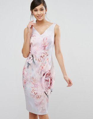 Цельнокройное платье Coast Eyzizi Dumfries