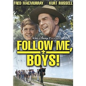 Great movie!  Good for boy scouts.  :)