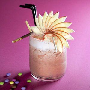 Milk shake kiwi-banane