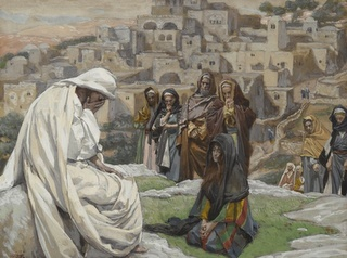 """Jesus Wept. BIBLE SCRIPTURE: John 11:33, """"When Jesus therefore saw her weeping, and the Jews also weeping which came with her, he groaned in the spirit, and was troubled,"""""""