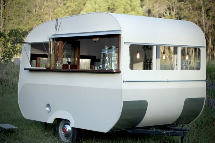 Catering decor hire hello mr jenkins vintage caravan