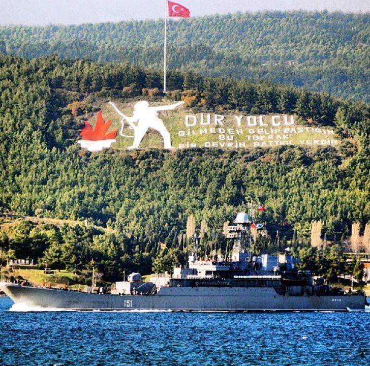 Çanakkale in Türkiye