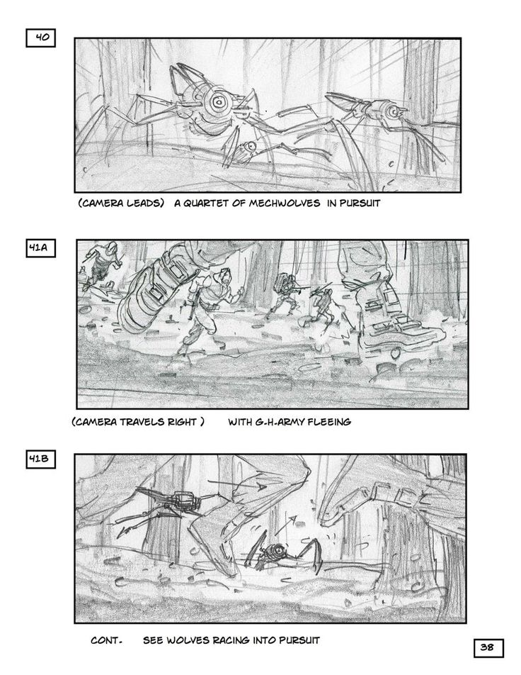 Sci Fi Film Storyboard - Google Search | Story Boards Board