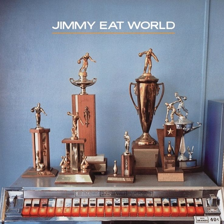 Jimmy Eat World Bleed American on LP + Download In today's prefab pop idol marketplace, there must be more pre-teen would-be superstars than ever, all vying for that elusive major-label contract. Hell