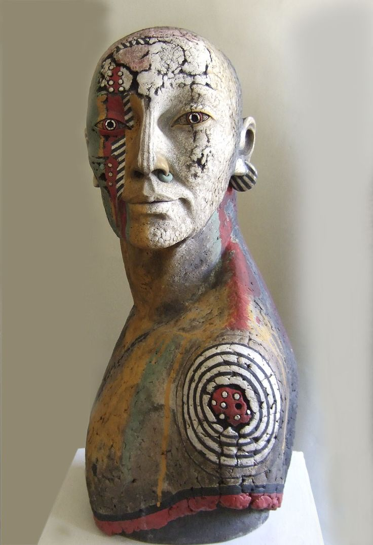 Formes et Couleurs | Clay | Pinterest | Figurative, Clay ...