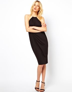 Necklace Cocoon Dress