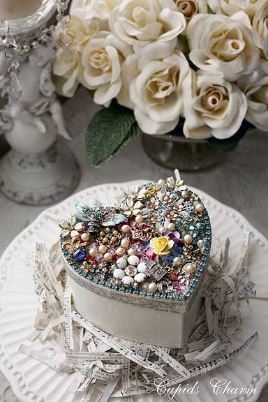 more uses for old broken jewelry