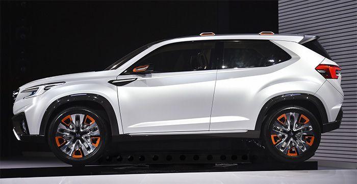 2018 Subaru Outback Features