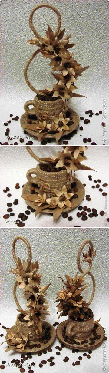 Ароматная чашечка кофе для поднятия настроения или продолжение следует   Страна Мастеров