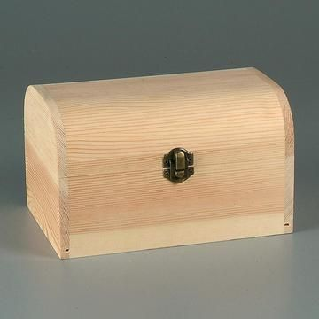 Cute treasure chest.