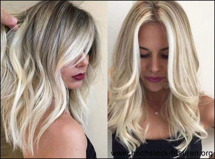 Das Perfekte Medium Blonde Frisuren 2017 | Hochsteck Frisuren … | Einfache Fri…