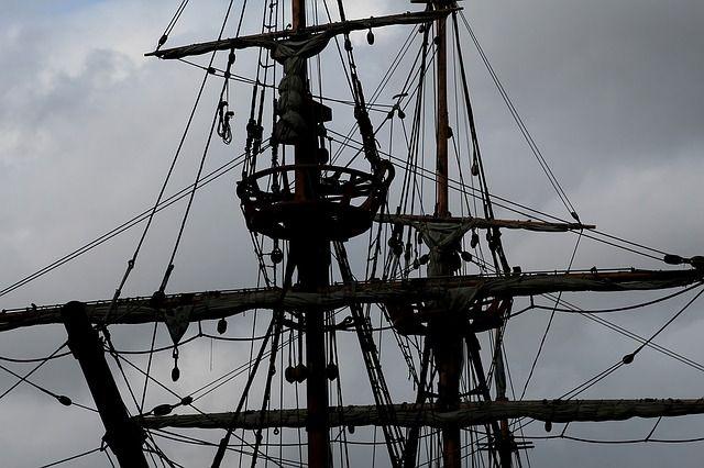 Los Barcos de Cristóbal Colón; Niña, Pinta y Santa María
