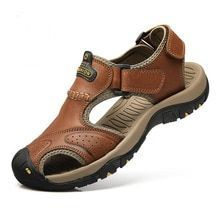 High Quality Men's Summer Outdoor Beach Water Barefoot Hiking Sandals Shoes