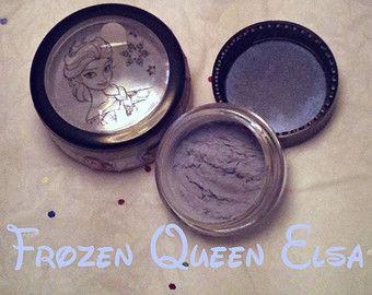 Let It Go!- Queen Elsa Frozen Eyeshadow