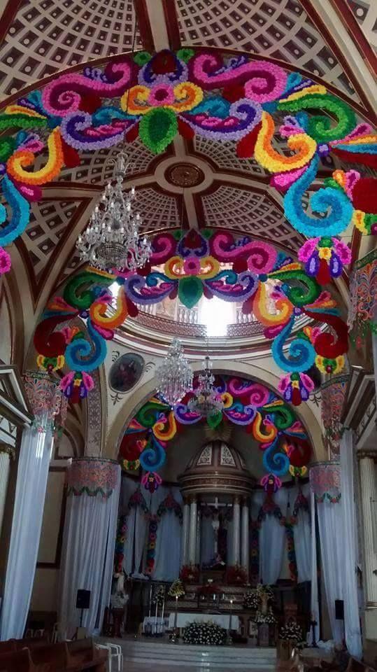 Cholula, Puebla Mexico