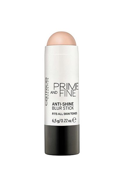 Blur Sticks Are The Latest Products You Never Knew You Needed #refinery29  http://www.refinery29.com/blur-stick-makeup-primer#slide-2  The Touch-Up MasterBust shine and oil on the go with this blurring pen, which goes on transparent to match all skin tones. Use this tool under makeup to prime your skin, alone for a your-skin-but-better look, or over makeup for a refresher during the day. <...