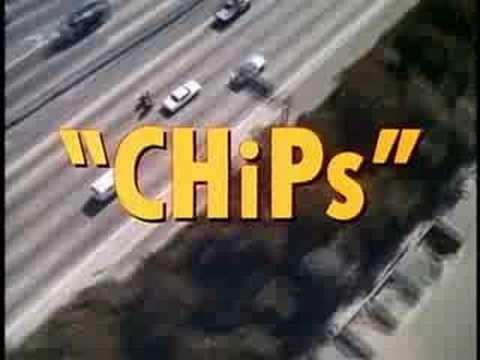 CHiPS - I loved this show growing up.  For some reason I remember every episode ending in a roller derby contest?  I'm probably wrong about that, but I remember watching it everyday before school