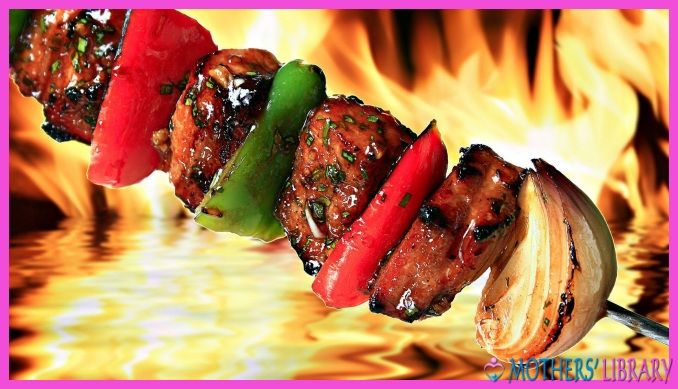 cool Shish Kebab