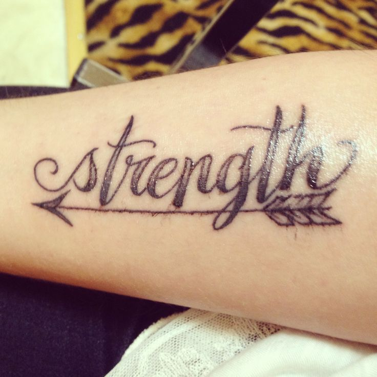 The 25+ best ideas about Strength Tattoo Designs on ...
