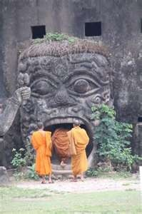 """Awesome doorway.""Http Viaggilaos Asiatica Com, Beautiful Places, Mental Travel, Laos Roots, Asia Trips, Se Asia, Asia Pacific, Awesome Doorway"