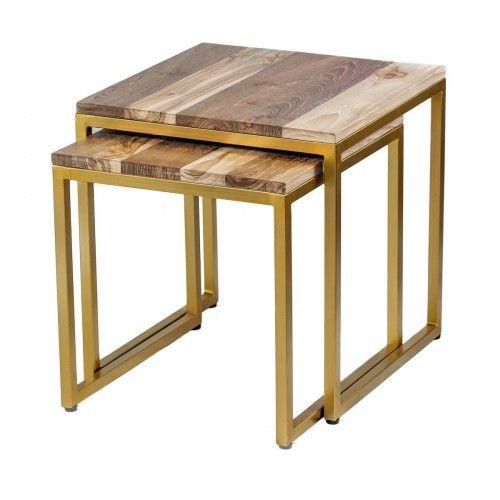 Rasan | meja kayu jati besi industrial dekorasi interior rumah kafe interior design
