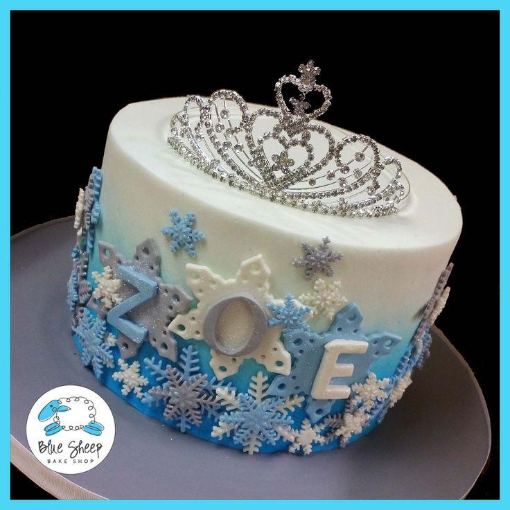 Zoe's Frozen Cake
