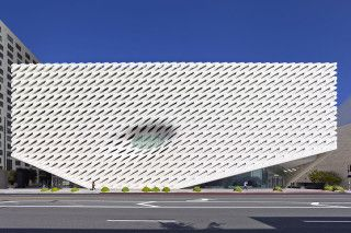 The Broad Art Museum by Diller Scofidio + Renfro Finally Opens in Downtown LA | Highsnobiety