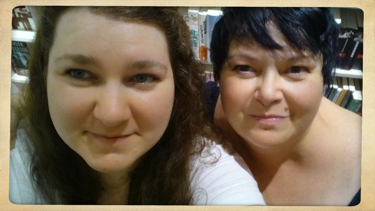 Katis-Buecherwelt: [AKTUELL] Kati & Kati ... unser 1. Treffen in Dort...