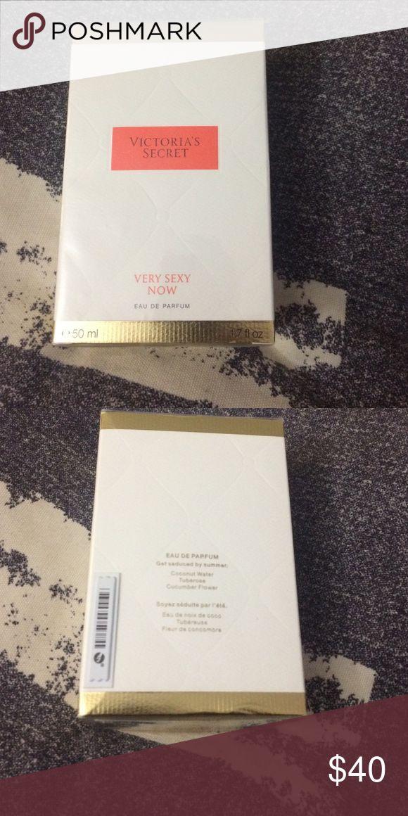 Nwt Very Sexy Now Victoria secret parfum Never used Parfum  2015 edition Victoria's Secret Accessories
