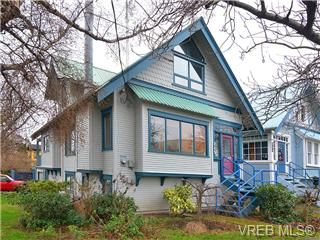This circa 1912 home is one of the Four Sisters, classic architecturally designed homes in one of the most convenient locations in Victoria. Email from Mar 03 2014 - Patricia Kiteke - Matrix Portal
