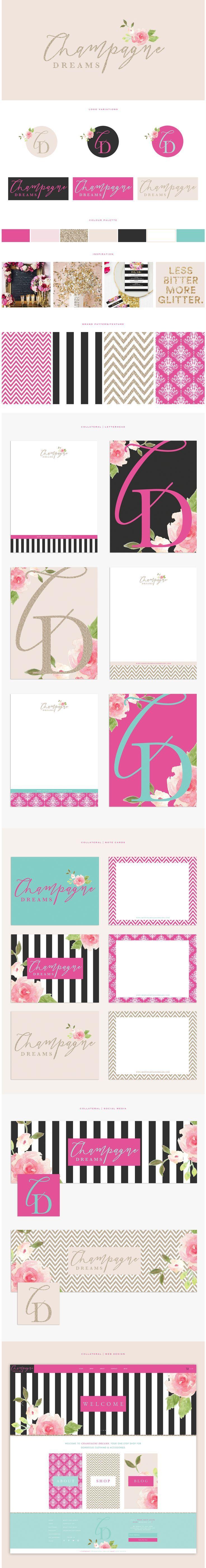 Brand Design by Brand Me Beautiful