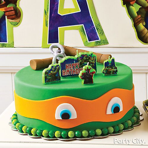 Turtle Birthday Cake Uk