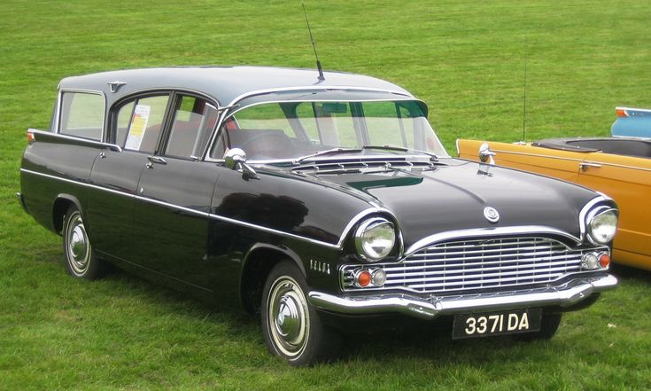 Vauxhall PA - Velox 1959