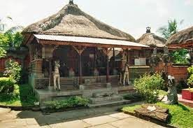 tusup tour service: BALI TRADITIONAL HOUSE