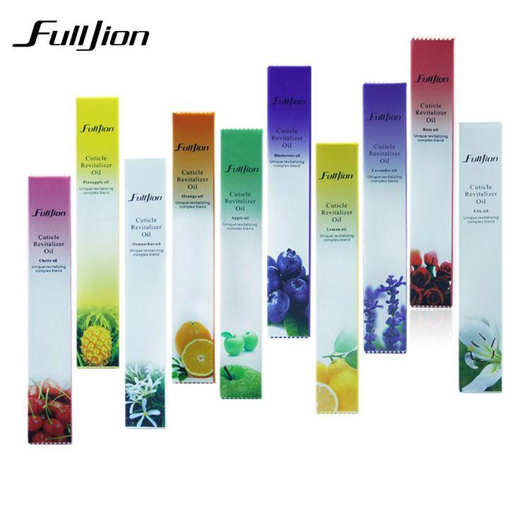 [Visit to Buy] Fulljion 5ML 2Pcs/setNail Nutrition Oil Pen Multi-Function Nail Gel Cuticle Oil Prevent Agnail Nail Art Tools Makeup Accessories #Advertisement
