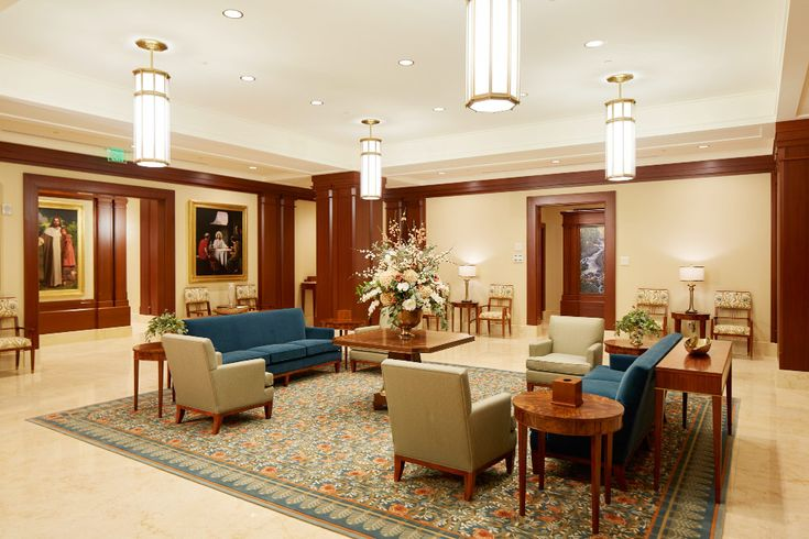 The First Look Inside the New Meridian Idaho Temple - LDS Temple Pictures