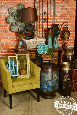 9 best Real Deals Home Decor images on Pinterest | Open house ...