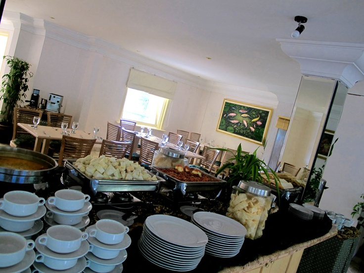 Lavender Restaurant at Club Bali Kota Bunga
