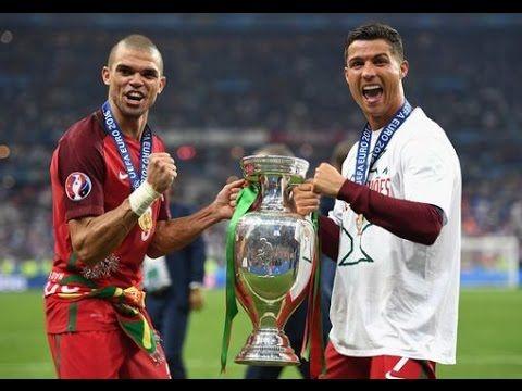 Portugal vs France Euro 2016 Final   Eder Goal