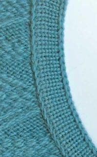 Cut N Sew - Chained Edge Band Tutorial For Machine - Single Bed | Machine Knitting Tutorial