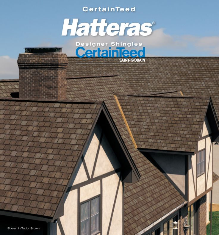 Certainteed Hatteras Roof Architecture Cool Roof Metal