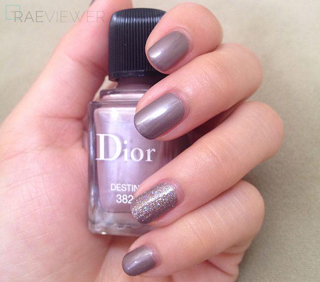 Dior Fall 2013 Vernis in Destin 382 Nail Polish