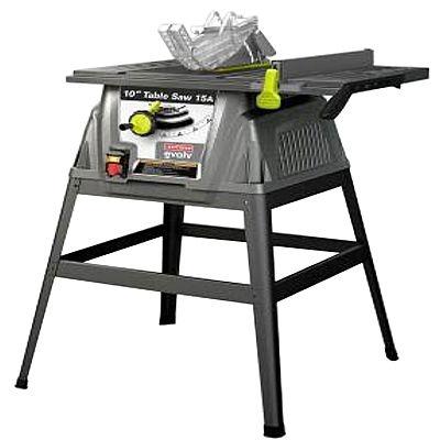 17 Best Ideas About Craftsman 10 Table Saw On Pinterest Workshop Tools And Garage Workshop